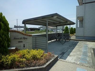 メゾン・ド・フルールA 01040号室のトイレ