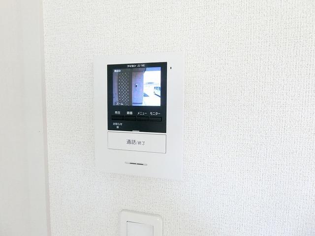 ブリーズ B 01010号室の洗面所