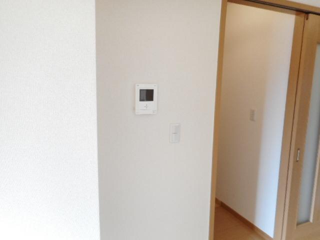 レジデンスM・J A 02010号室のバルコニー