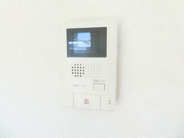 リバーサイドさくらB 02020号室のセキュリティ