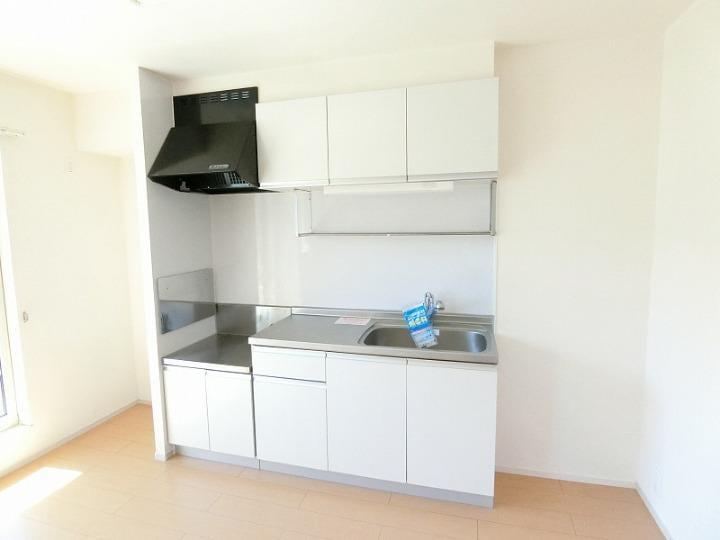 リバーサイドさくらB 02020号室のキッチン