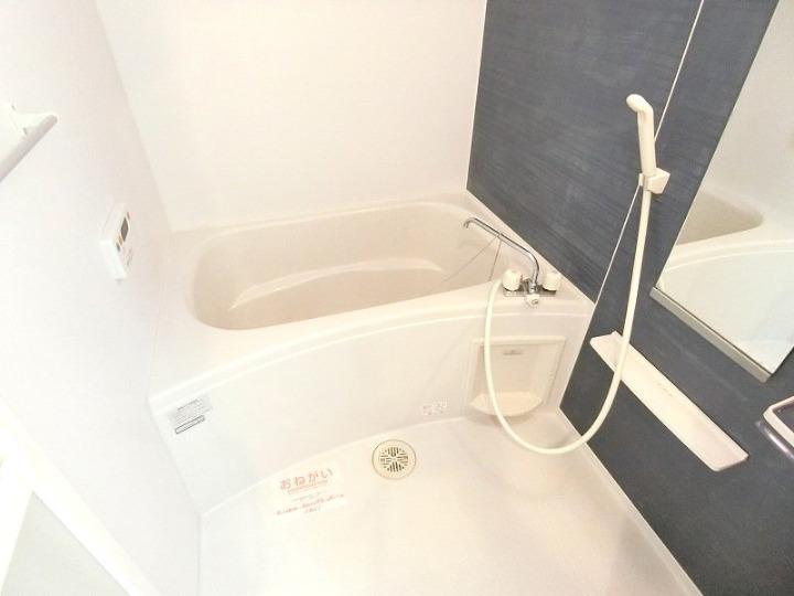 リバーサイドさくらB 02020号室の風呂