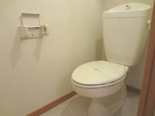 レオパレスフォンティーヌ 104号室のトイレ