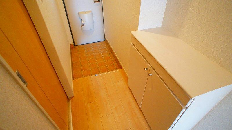 グランレジデンス 01030号室の玄関