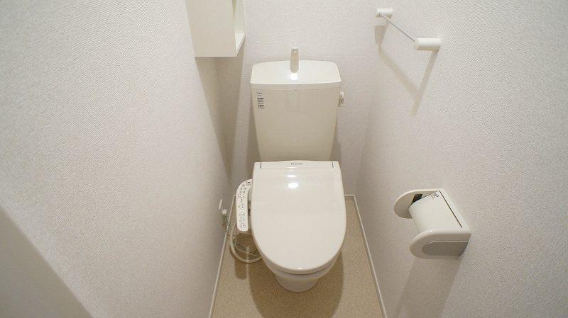 グランレジデンス 01030号室のトイレ