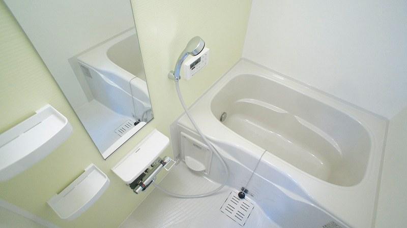 グランレジデンス 01030号室の風呂