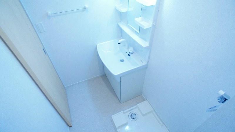 グランレジデンス 01030号室の洗面所