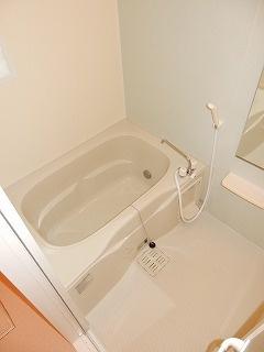 F.F・ブローテⅡ 02020号室の風呂