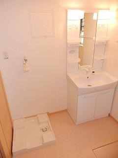 F.F・ブローテⅡ 02020号室の洗面所