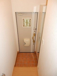 F.F・ブローテⅡ 02020号室の玄関