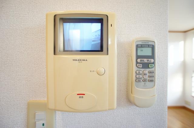 スプリング・ハイムSA 02010号室のセキュリティ