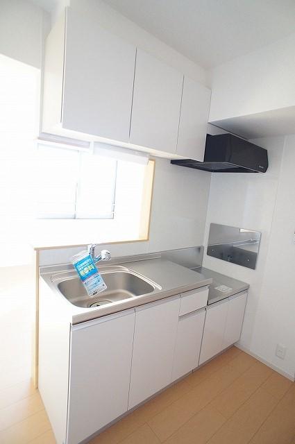 comfort K 03010号室のキッチン