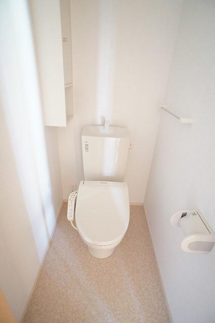 comfort K 03010号室のトイレ