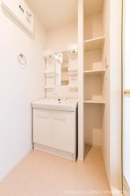 カームリー 02010号室の風呂