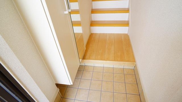 カームリー 02010号室の洗面所
