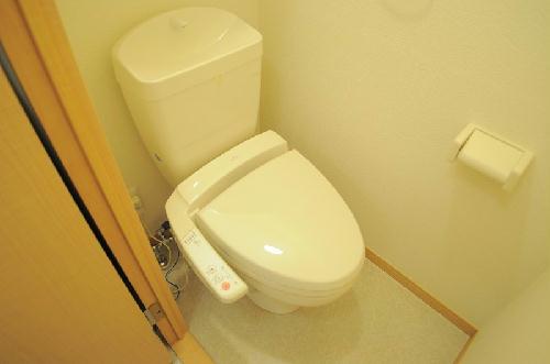 レオネクストオバヅカ 201号室のトイレ