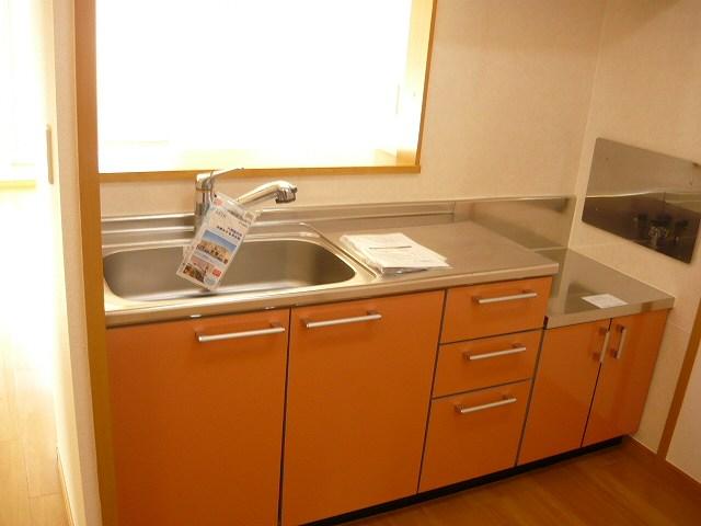 ポポラリタ パラッツオ 02030号室のキッチン