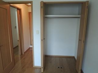 ポポラリタ パラッツオ 02030号室の収納
