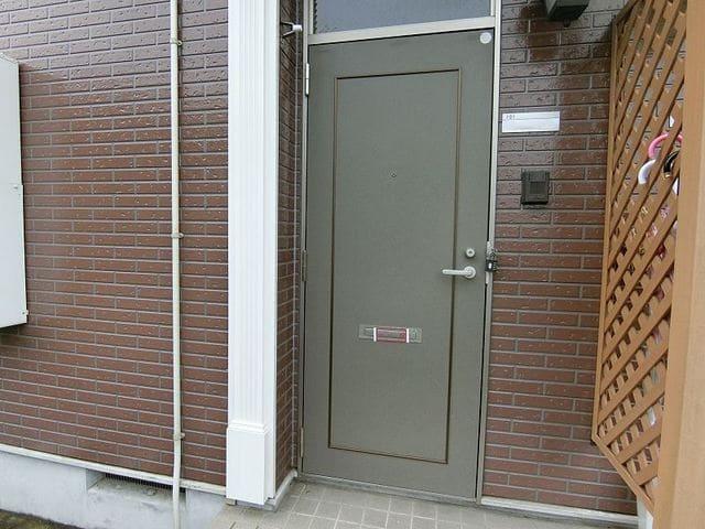 カームニッチ B 01010号室のセキュリティ