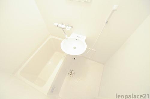 レオパレスMINAMIⅢ 205号室の風呂