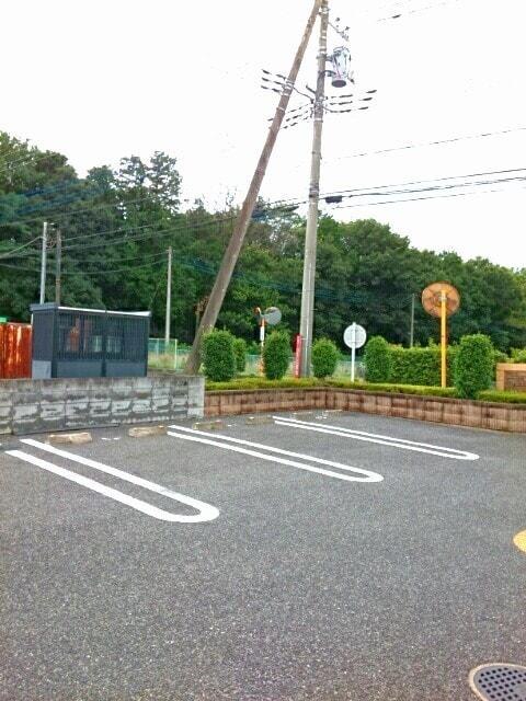 フェリ-チェ カ-サB 01020号室の収納