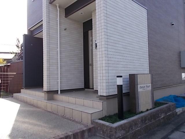 デンタ-ハ-ト 03010号室のバルコニー