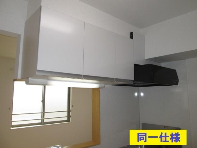 デンタ-ハ-ト 03010号室のキッチン