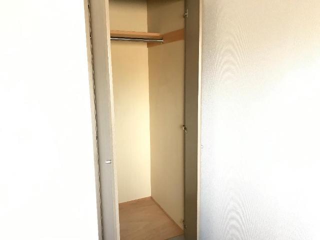 エポックあすか 202号室の収納