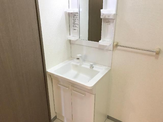 エポックあすか 202号室の洗面所