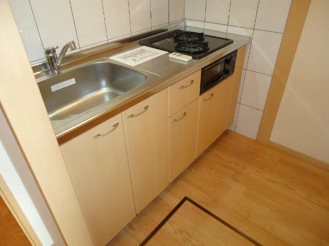 ハイム プログレス 105号室のキッチン