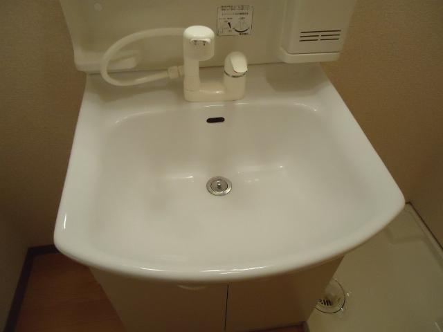 ハイム プログレス 105号室の洗面所