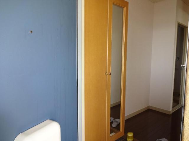 らぴあす80 302号室のキッチン