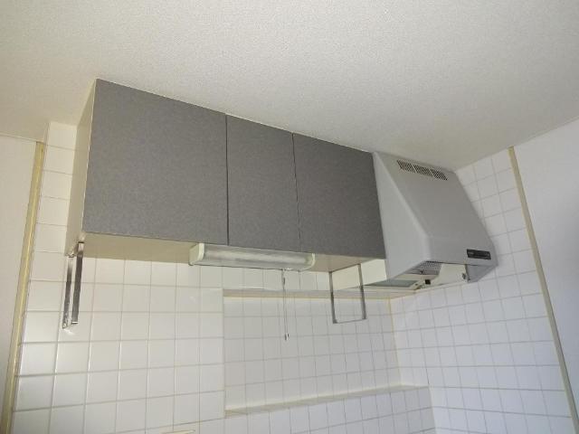 らぴあす80 302号室の洗面所