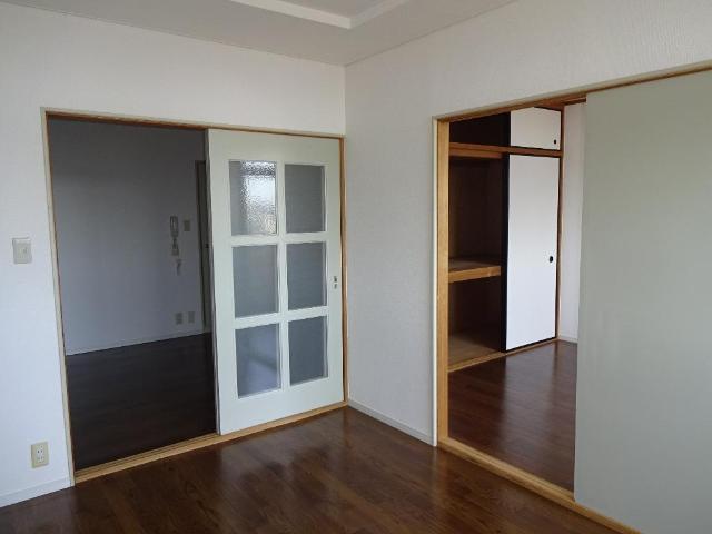 らぴあす80 302号室の収納
