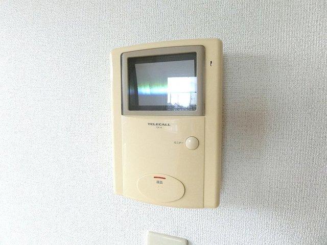 ノアA 02010号室のバルコニー