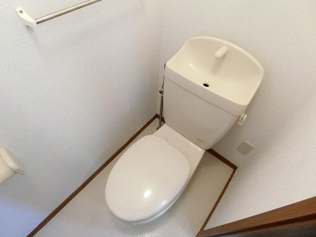 ノアA 02010号室のトイレ
