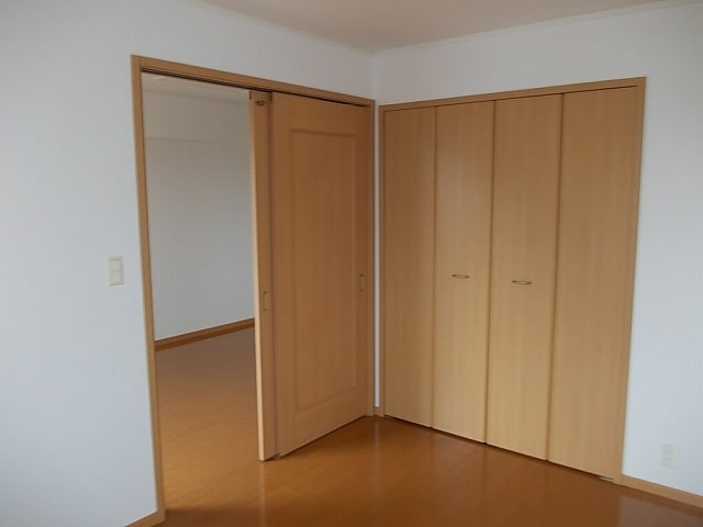 ミルトA 02010号室の収納
