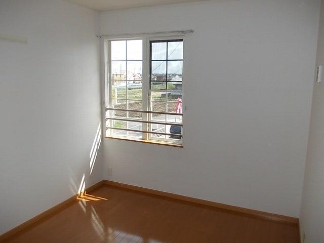 ミルトA 02010号室のリビング