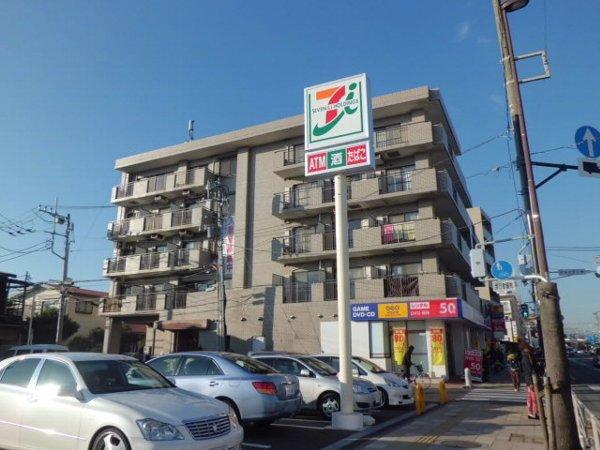 フォート金沢八景相川ビルⅡの外観