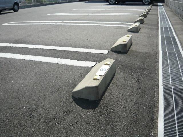 リトルグローブⅤ 01010号室の駐車場