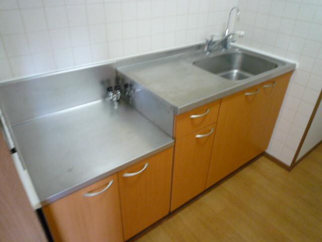 パルテール ヴィラ K 03030号室のキッチン
