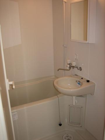 Plaza・M 203号室の風呂