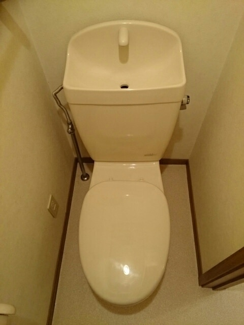 パルテール ヴィラ K 02020号室のトイレ