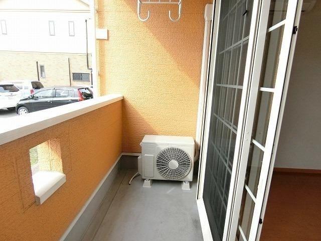 グラン ソレイユB 01030号室の風呂
