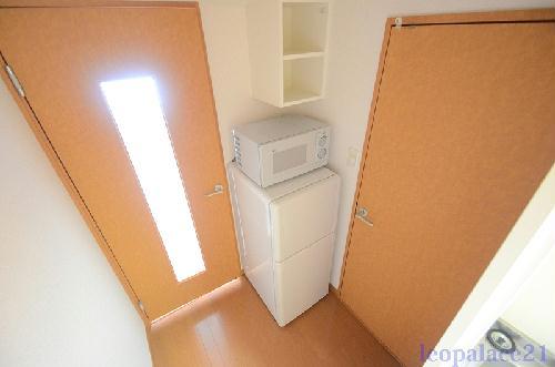 レオパレスSURFB 202号室の設備