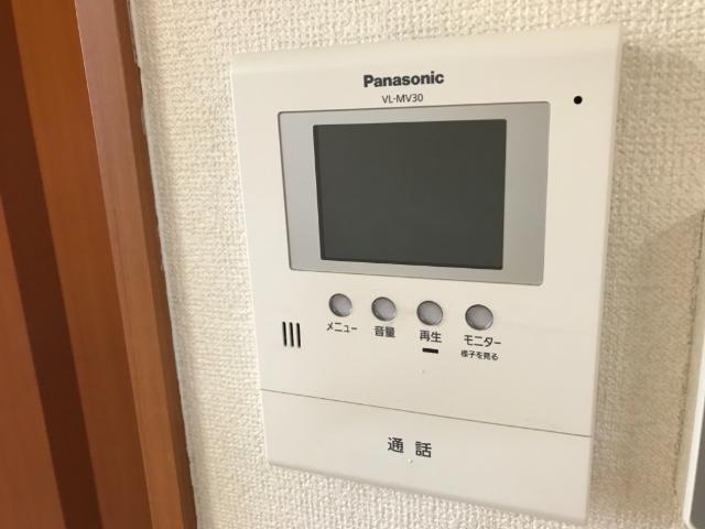 エスポアールFukuno B 202号室の収納