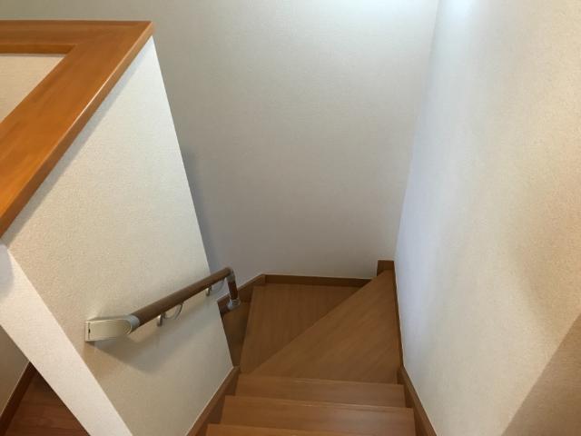 エスポアールFukuno B 202号室のトイレ
