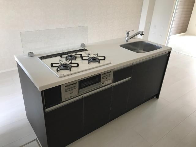 レガーレ 102号室のキッチン
