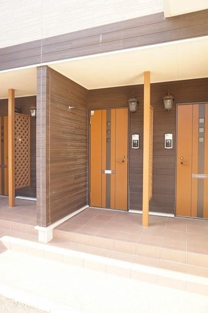 スワン KITAMURA A 02030号室のエントランス