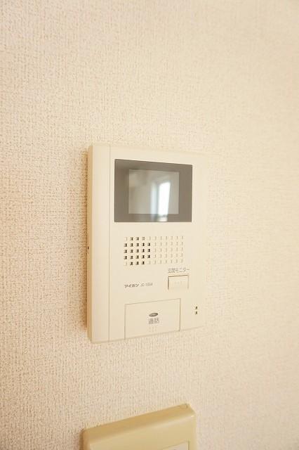スワン KITAMURA A 02030号室のセキュリティ
